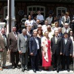 Empfang im Rathaus Bursa