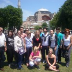 Praktikantenaustausch Bursa 2010-1